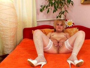 In nylon granny Granny Dump